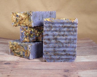 Country Lilac, All Natural, Cold Process Soap
