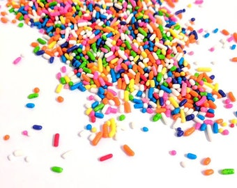 Traditional Rainbow Sprinkle Mix