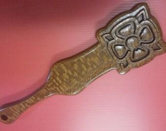 flower rosette paddle