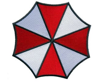 FREE SHIPPING *** Umbrella Corporation Embroidered Patch - Resident Evil ~ NEW ~