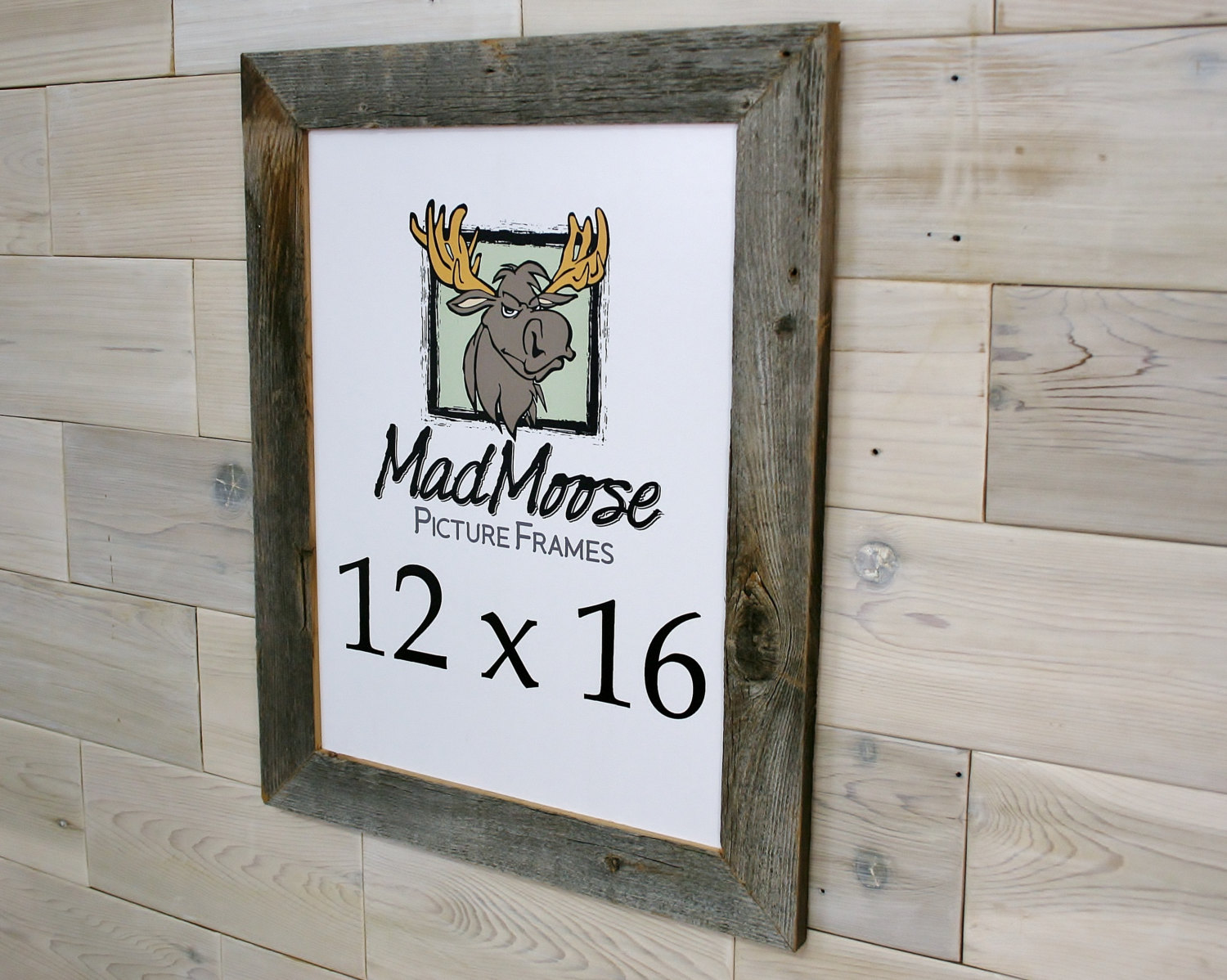 rustic wood picture frames. 12x16 Barn Wood [Thin X 2\ Rustic Picture Frames