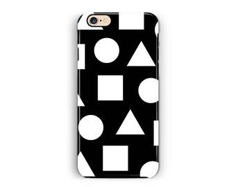iPhone 8 case, iPhone X cases, Minimalist Phone cases, iPhone 8 Plus, iPhone 8 tough, i phone 8 case, iPhone 8 phone case, black and white