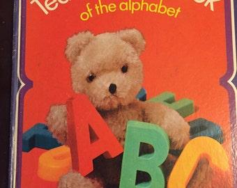 Teddy Bear's Book of the Alphabet 1968