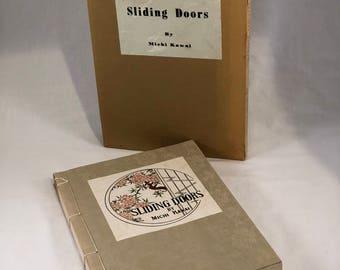 Sliding Doors by Michi Kawai 1950