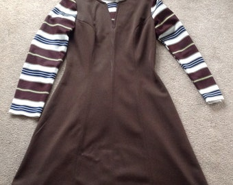 Vintage Mod Shift Dress