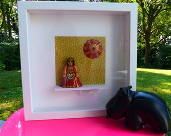 "Playmobil frame ""Indian Princess"""