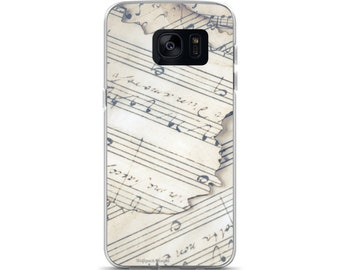 Music Sheets - Samsung Case