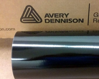 "Black Avery 700 24"" x 30' Roll * Sign Vinyl * Decal Vinyl"