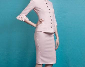 Modern Two Piece Suit for Women | GRANDI