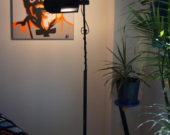 Modern 70's - 80's RELUX Milano Floor Lamp Made In Italy