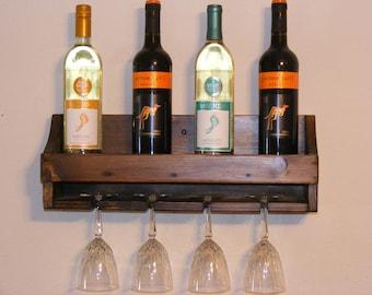 Wine/ Glass Rack