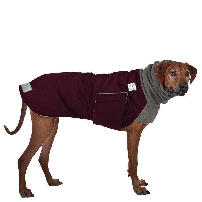 RHODESIAN RIDGEBACK Winter Dog Coat Winter Coat for Dogs