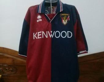 Vintage Genoa Football Jersey