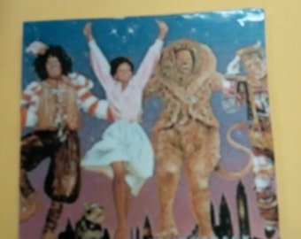 The wiz movie magnet