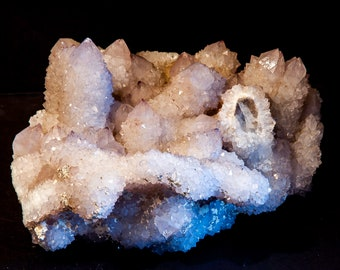 Huge Spirit Quartz / Cactus Quartz /  Fairy Cluster weighs 5 pounds
