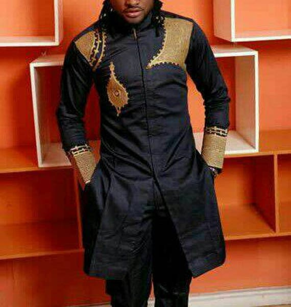 African Men's Clothing, dashiki,wedding suite, dashiki shirt, African attire, African men's shirt, prom outfit, Top.