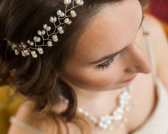 Bridal Crown beads
