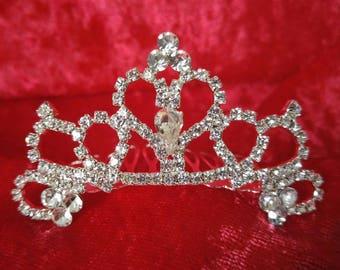 Princess tiara for little girls