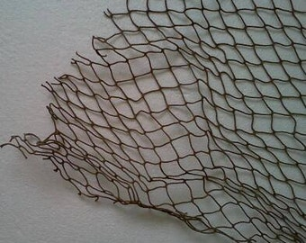 Fish Net, fishing net, fish netting,  20 X 23 inches