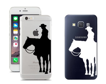 Western horse decal for phones, tablets, computers and more