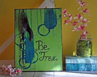 Be Free Canvas