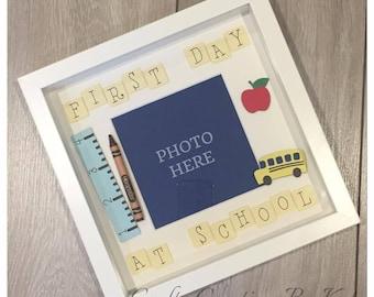Back To School or Nursery Frame