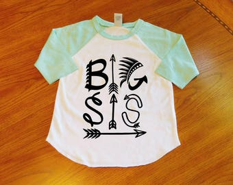 Big Sister Shirt, Big Sister Gift, Sibling Shirts, Pregnancy Announcement Shirt, Pregnancy Reveal Shirt, Big Sister Little Sister Shirt