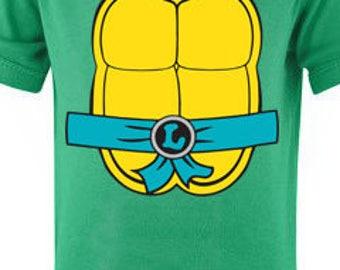 Leonardo TMNT Infant Bodysuit