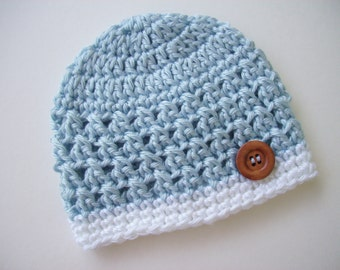 Baby Boy Hat, Toddler Beanie, Baby Shower Gift, Crochet Baby Hat, Newborn Photo Prop, Infant Hat, Children's Hat, Baby Boy Gift, Baby Hat