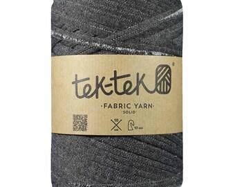 Tek-Tek T-Shirt Yarn - Black Denim (Small)