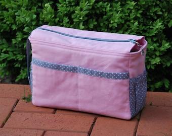 Bag, Pocket bouncers, cosmetic bag, purse organizer, Switchbag