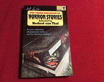 The Third Pan Book of Horror Stories.