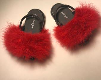 Custom Toddler Fur Slide