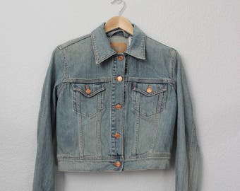 Vintage Levi's Strauss & Co Denim Jacket
