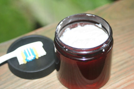 All Natural Remineralizing Toothpaste with Organic ingredients- Vanilla Mint essential oil 6 ozs