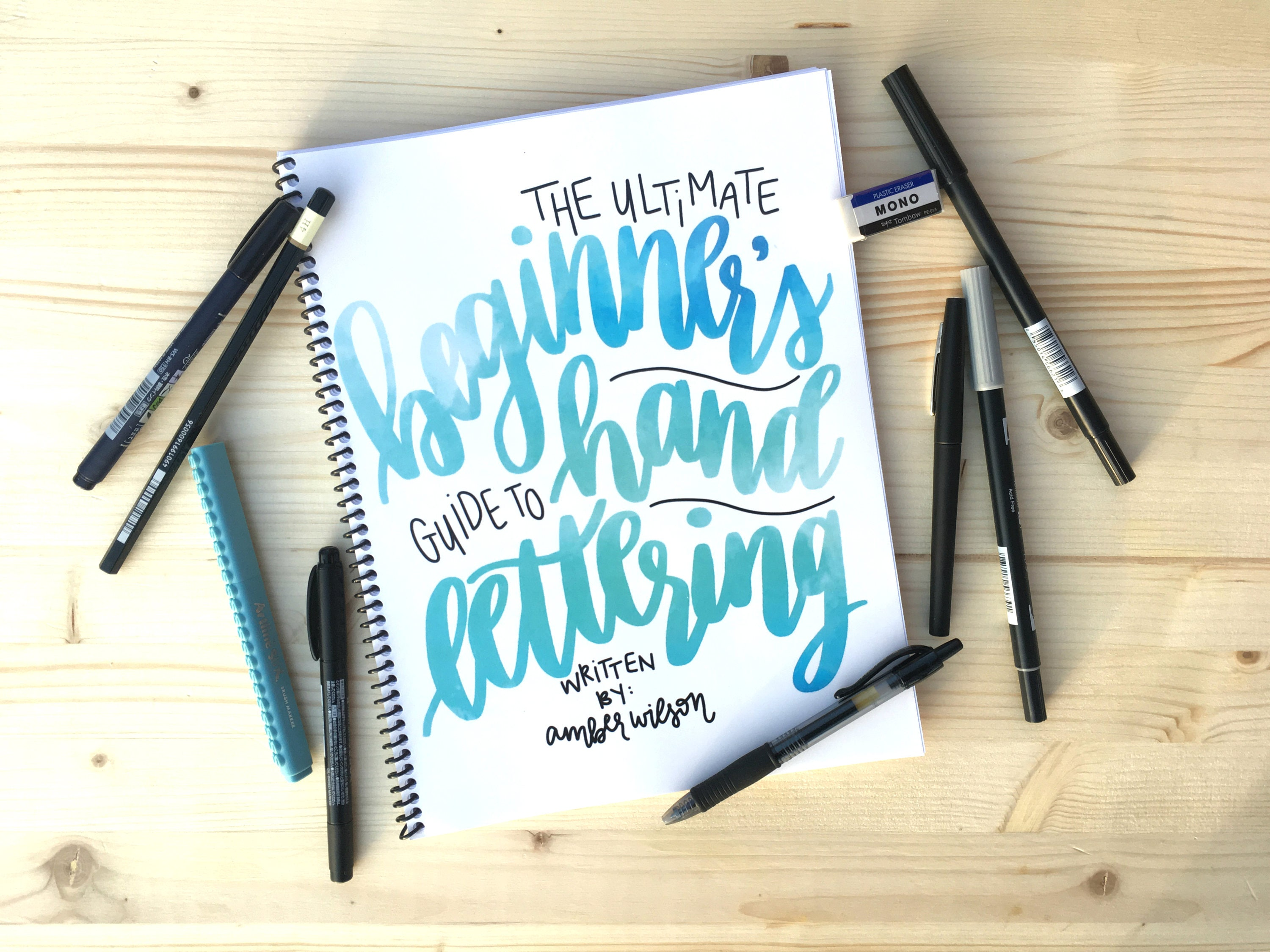 The beginner s guide to modern calligraphy the postman s knock