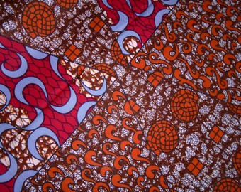 African Wax Print Fabric, Supreme Hollandis