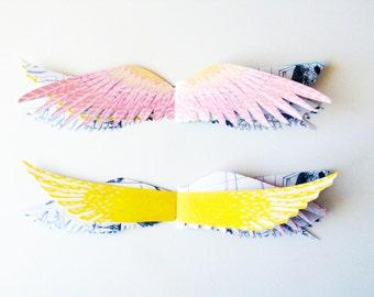Art Zine, Book of Wings
