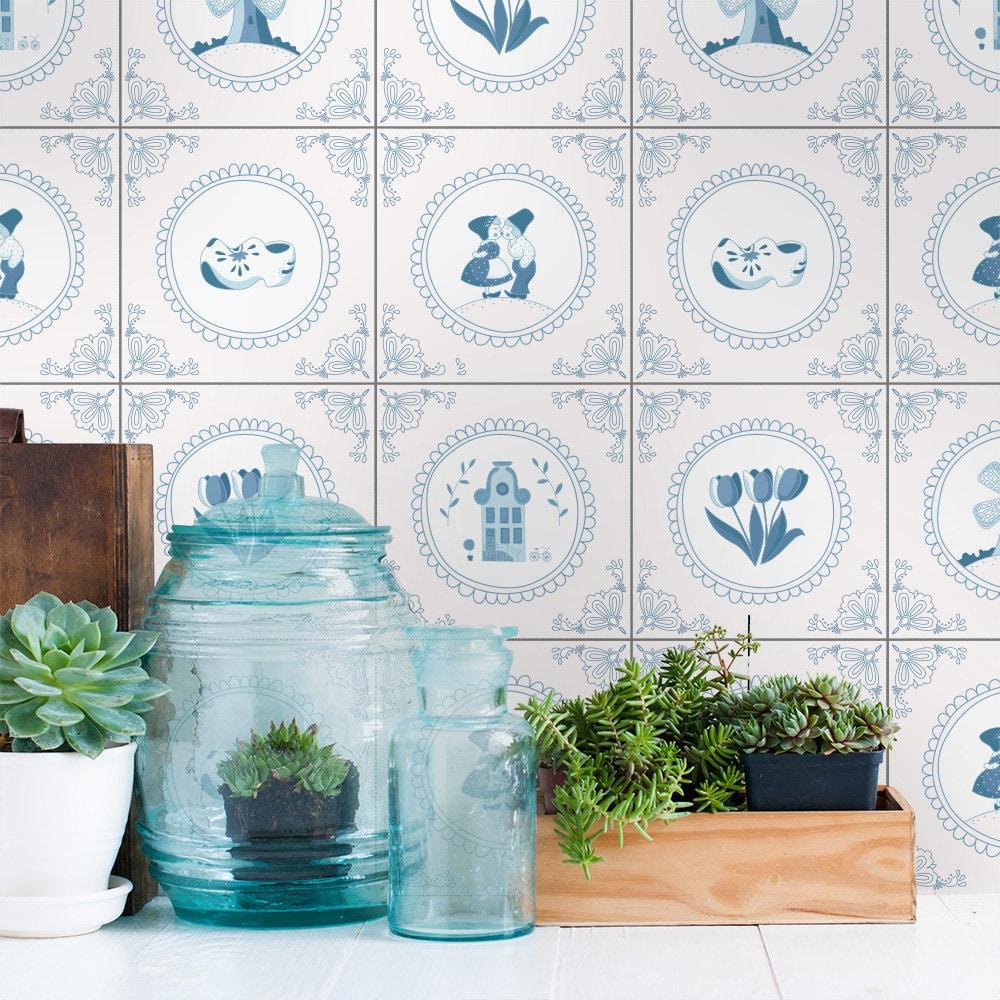 Delft Tiles Wall Tiles Floor Tiles Tile Decals