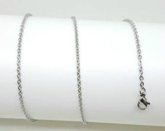 Cremation Jewelry/Stainless Steel Chain- Cremation Urn- Jewelry for Ashes-Memorial Jewelry- Necklace for Ashes- Keepsake Jewelry