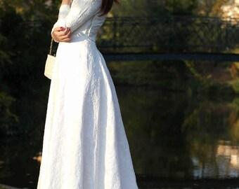 Vintage romantic wedding dress 40