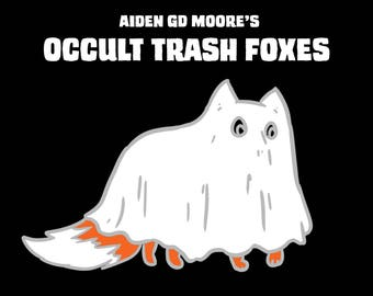 Occult Trash Foxes Zine