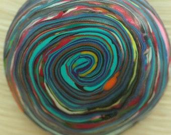 ON 6213 Blue Swirls