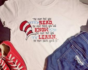 Dr. Seuss t-shirt