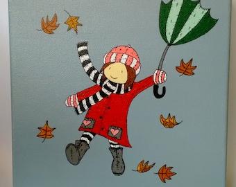 Autumn - Original Painting