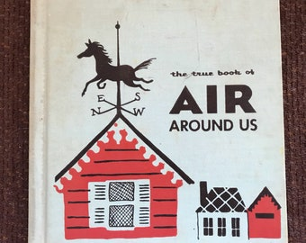 The True Book of Air Around Us