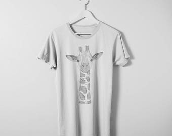 T-Shirt. Resonance. Giraffe