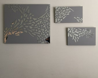 Art,Glass Art,Shattered Mirrior,Broken Glass,Mirror,Reflection,Broken Mirror,