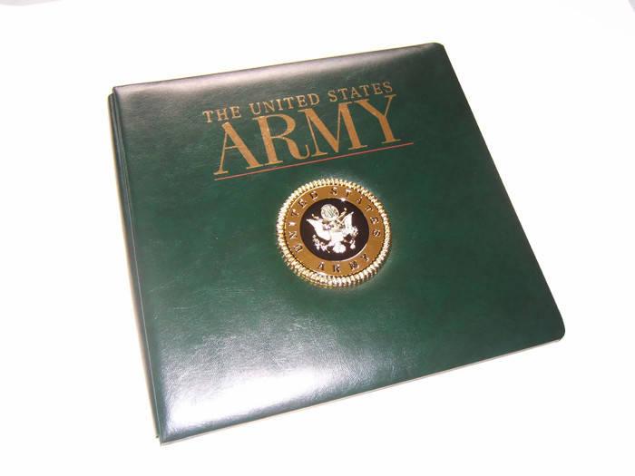 Army Scrapbook Album Army Photo Album Military Scrapbook Album