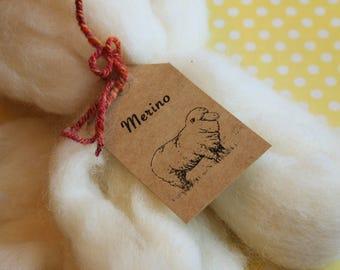 Printable Tags for Merino Wool-Printable PDF